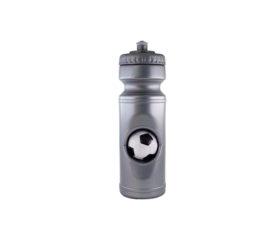 soccer stress ball bottle